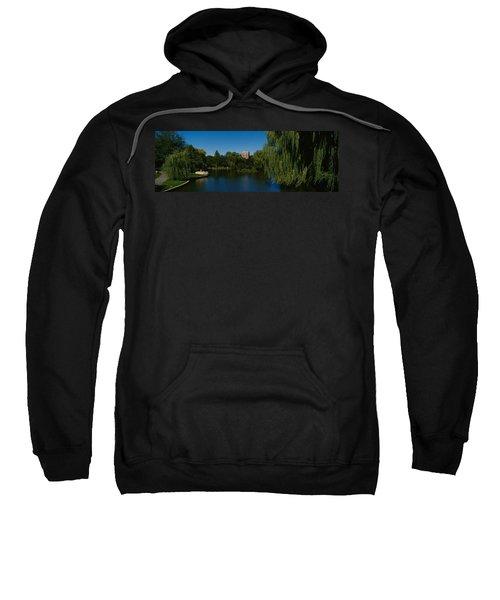 Lake In A Formal Garden, Boston Public Sweatshirt