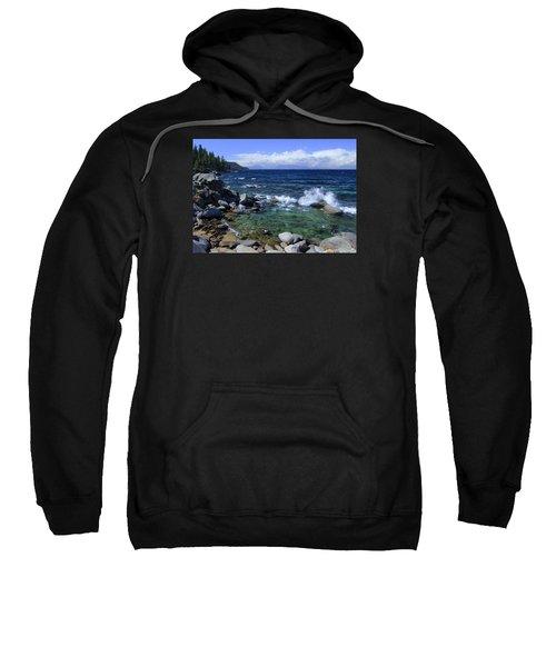 Lake Tahoe Wild  Sweatshirt