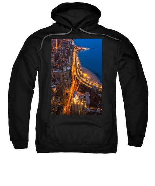 Lakeshore Drive Aloft Sweatshirt