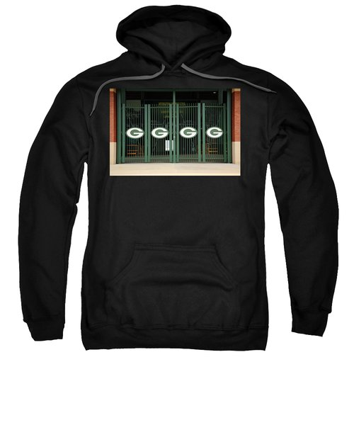 Lambeau Field - Green Bay Packers Sweatshirt