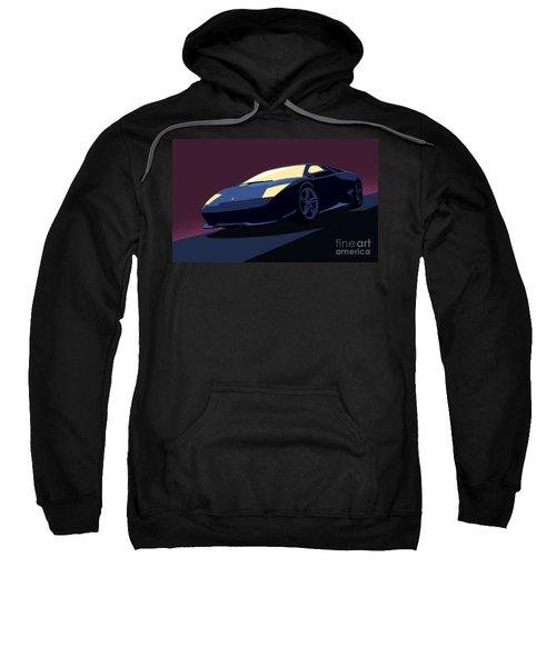 Lamborghini Murcielago - Pop Art Sweatshirt