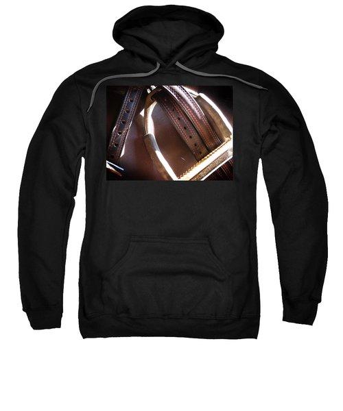 Leather And Iron Sweatshirt