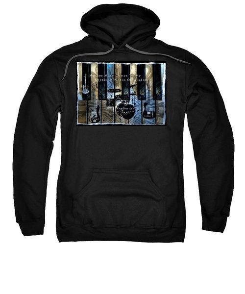 Let It Be Tone Mapped Sweatshirt