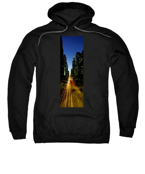 Lexington Avenue, Cityscape, Nyc, New Sweatshirt by Panoramic Images