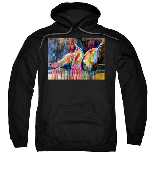 Life In Color Sweatshirt