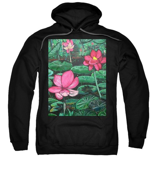 Lillies Sweatshirt