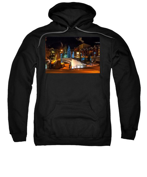 Lions Head Village Vail Colorado Sweatshirt