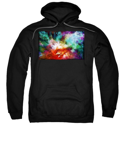 Liquid Colors - Original Sweatshirt