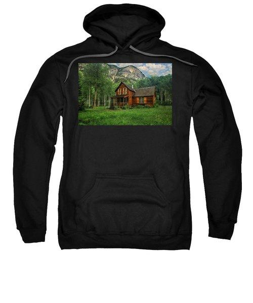 Living Crystal Sweatshirt