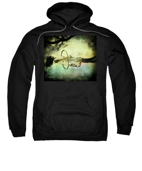 Living In The Fear Sweatshirt