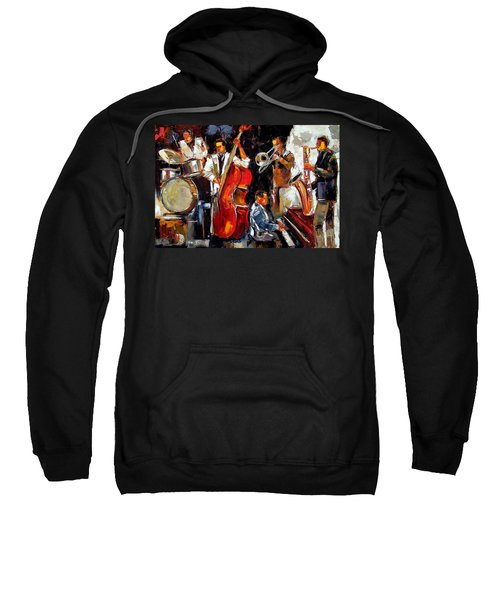 Living Jazz Sweatshirt