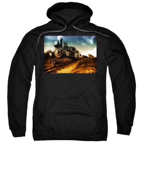 Locomotive Number 4 Sweatshirt
