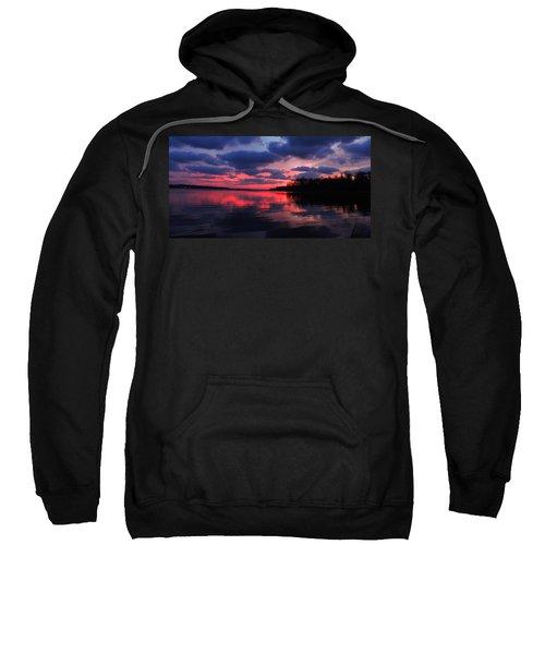 Locust Sunset Sweatshirt