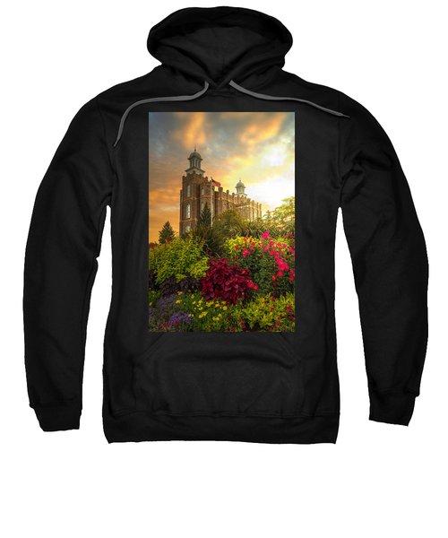 Logan Temple Garden Sweatshirt