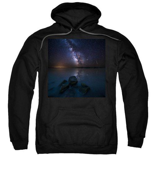 Looking At The Stars Sweatshirt