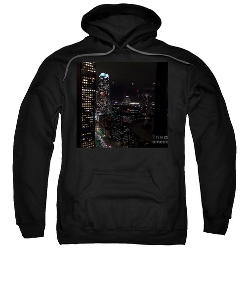 Los Angeles Nightscape Sweatshirt