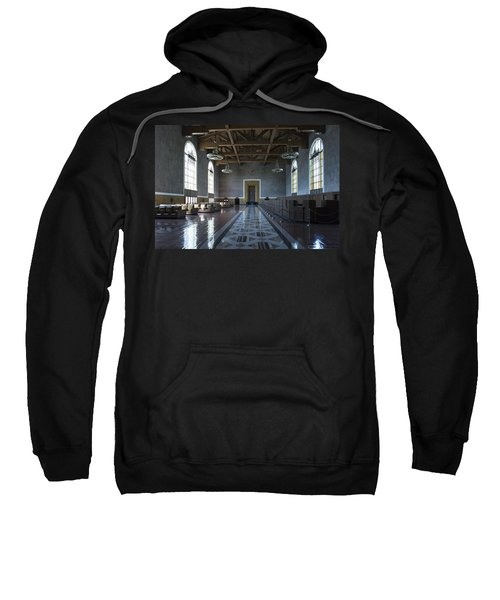 Los Angeles Union Station Original Ticket Lobby Sweatshirt