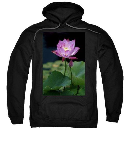 Lotus Blossom Sweatshirt