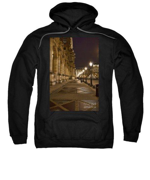 Louvre Courtyard Sweatshirt
