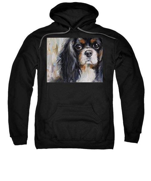 Love Sweatshirt by Mary Sparrow