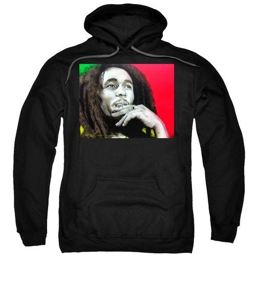 Love The Life You Live, Live The Life You Love Sweatshirt