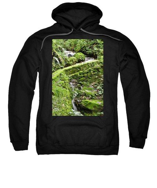 Lovely Waterfall Sweatshirt