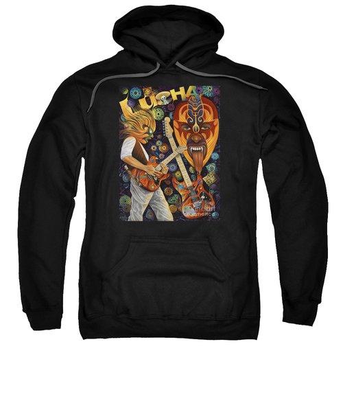 Lucha Rock Sweatshirt