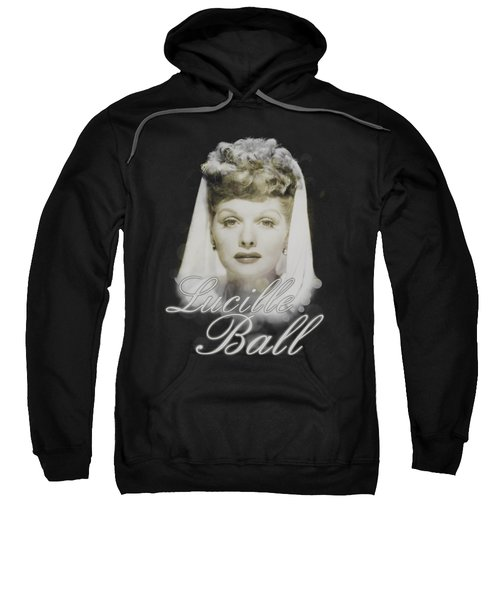 Lucille Ball - Glowing Sweatshirt