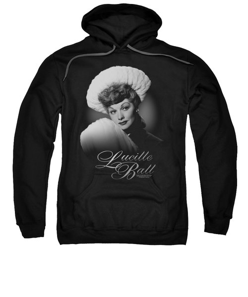 Lucille Ball - Soft Portrait Sweatshirt