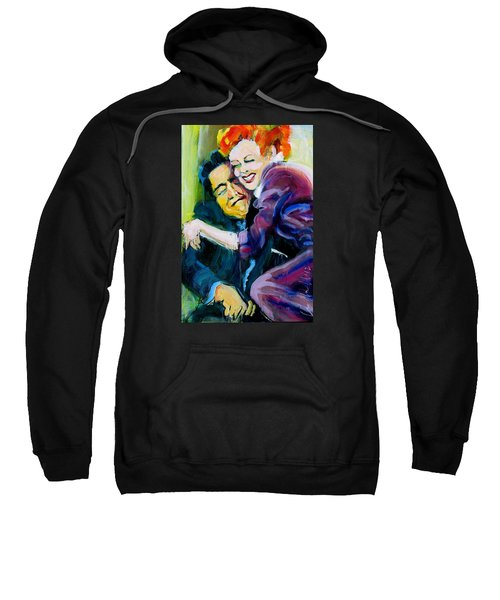 Lucy And Ricky Sweatshirt