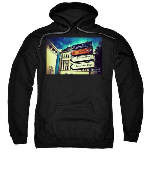 Luxembourg City Sweatshirt