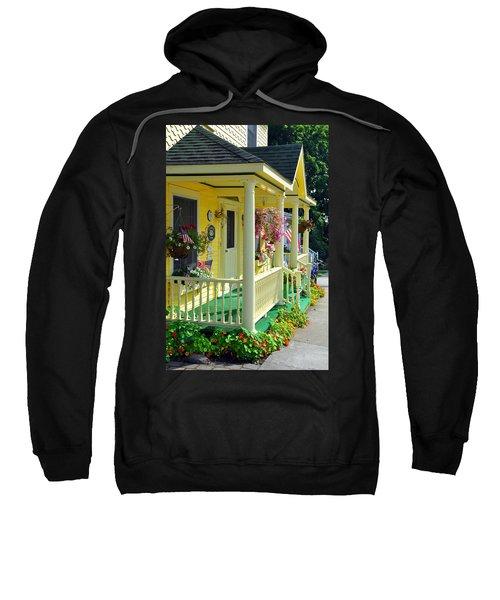Mackinac Island Americana Sweatshirt