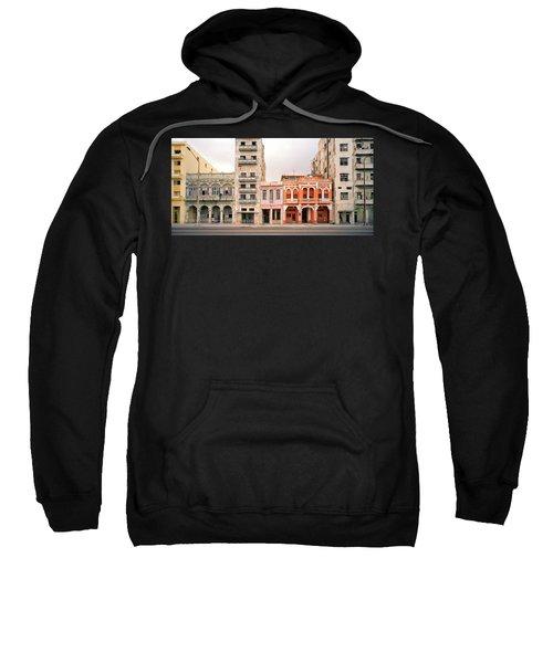 Malecon In Havana Sweatshirt