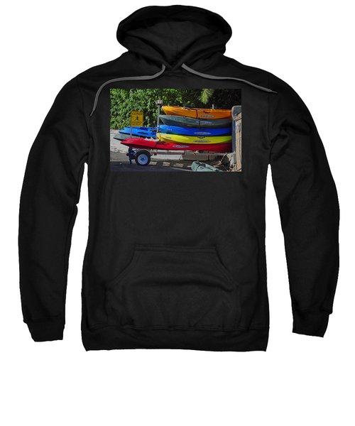 Malibu Kayaks Sweatshirt