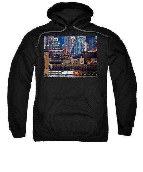 Manhattan Jigsaw Sweatshirt