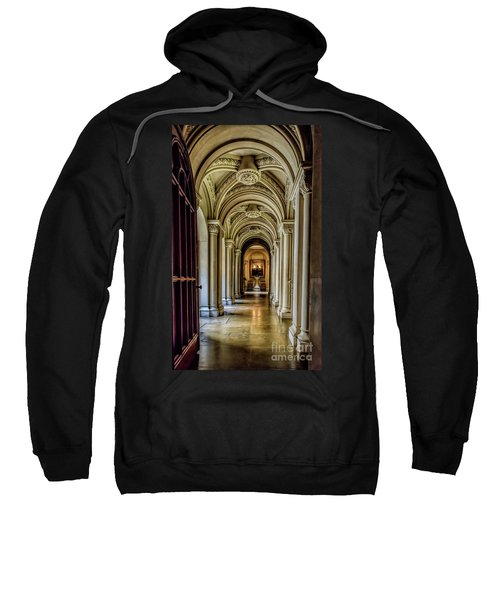Mansion Hallway Sweatshirt