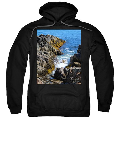 Marginal Way Crevice Sweatshirt