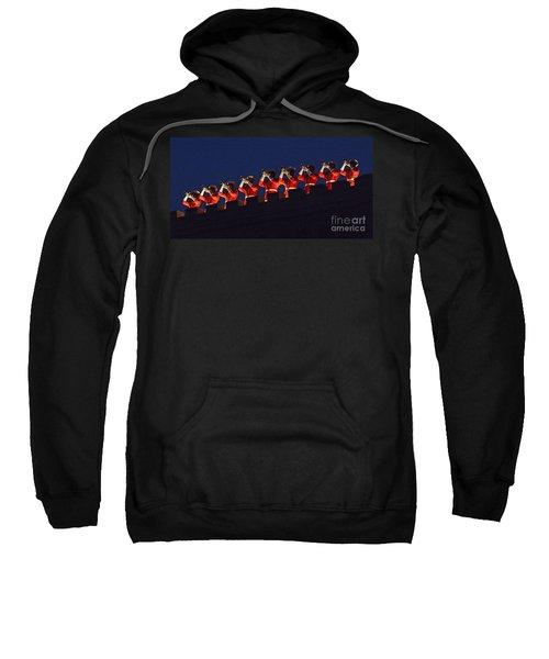 Marine Band At Night Sweatshirt