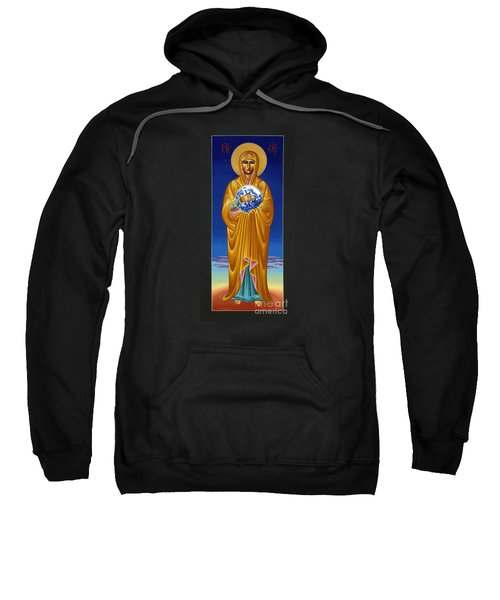 Mary Most Holy Mother Of All Nations 080 Sweatshirt