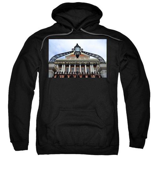 Massachusetts State House Sweatshirt