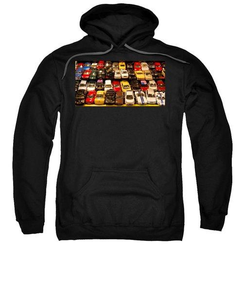 Allied Matchbox Cars  Sweatshirt