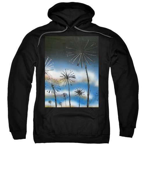 Meadow At Dawn Sweatshirt