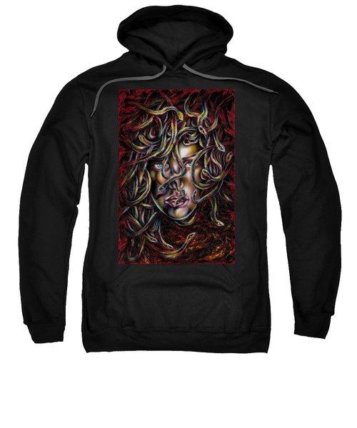 Medusa No. Three Sweatshirt
