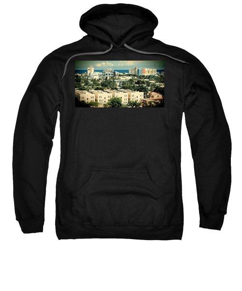 Miami Beach-0156 Sweatshirt