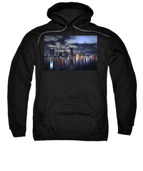 Miami Skyline Sweatshirt