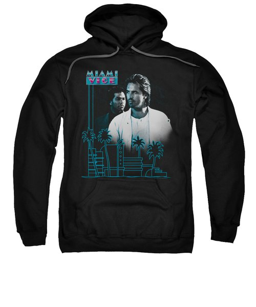 Miami Vice - Looking Out Sweatshirt by Brand A