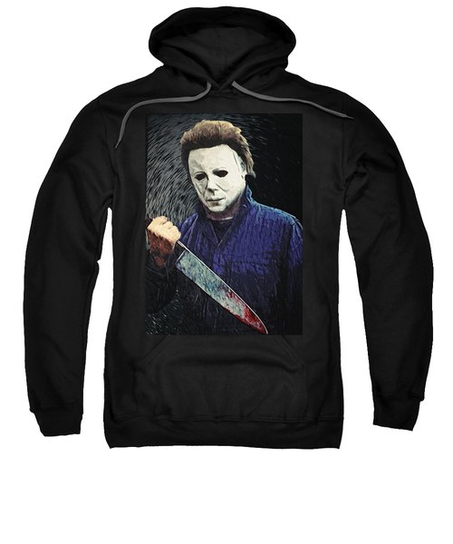 Michael Myers  Sweatshirt