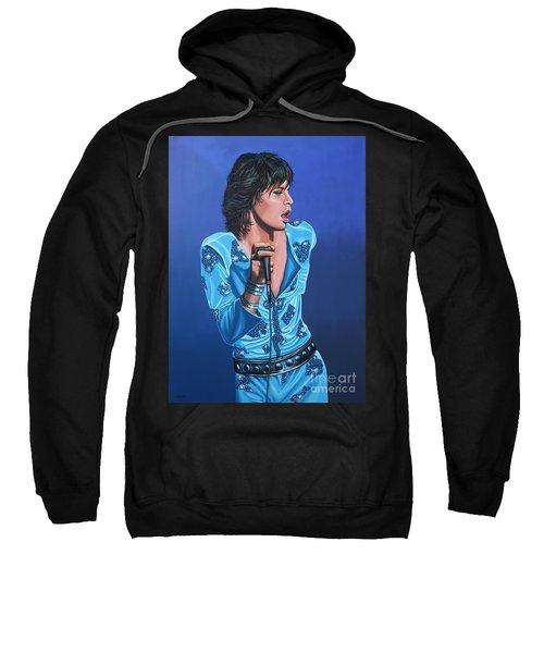 Mick Jagger Sweatshirt