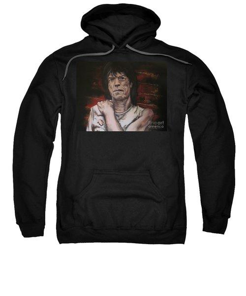 Mick Jagger - Street Fighting Man Sweatshirt
