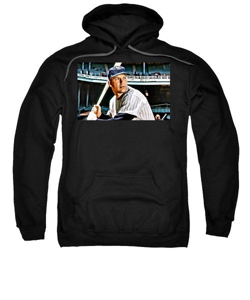 Mickey Mantle Sweatshirt